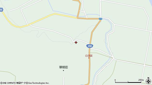 山形県最上郡大蔵村清水1477周辺の地図