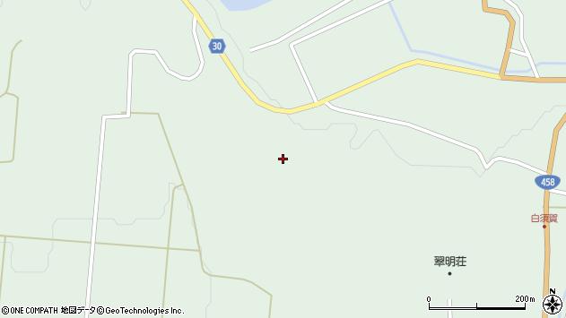 山形県最上郡大蔵村清水3188周辺の地図