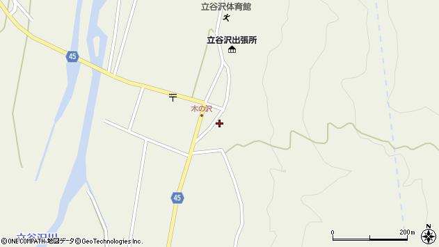 山形県東田川郡庄内町肝煎福地山本31周辺の地図