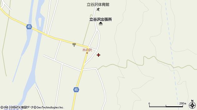 山形県東田川郡庄内町肝煎福地山本32周辺の地図