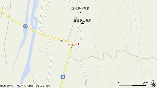 山形県東田川郡庄内町肝煎家ノ前4周辺の地図