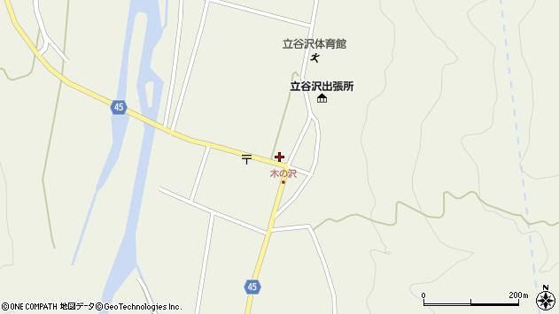 山形県東田川郡庄内町肝煎家ノ前14周辺の地図