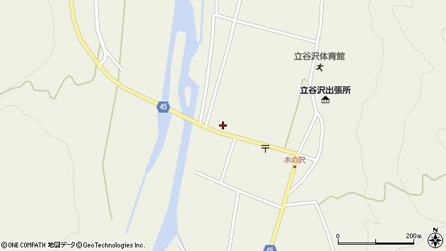 山形県東田川郡庄内町肝煎家ノ前58周辺の地図