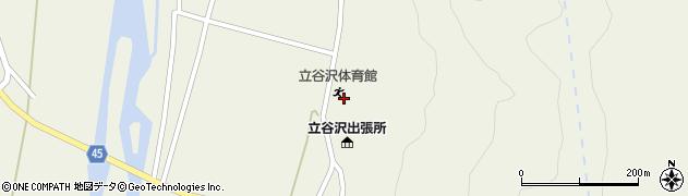 山形県東田川郡庄内町肝煎福地山本65周辺の地図