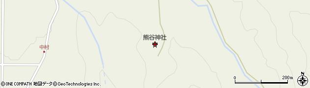 山形県東田川郡庄内町肝煎丑ノ沢71周辺の地図