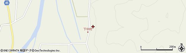 山形県東田川郡庄内町肝煎家ノ前田27周辺の地図