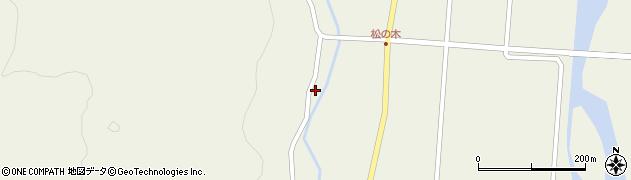 山形県東田川郡庄内町肝煎西前田4周辺の地図
