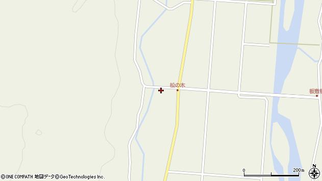 山形県東田川郡庄内町肝煎東前田33周辺の地図