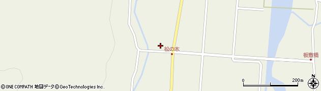 山形県東田川郡庄内町肝煎東前田25周辺の地図