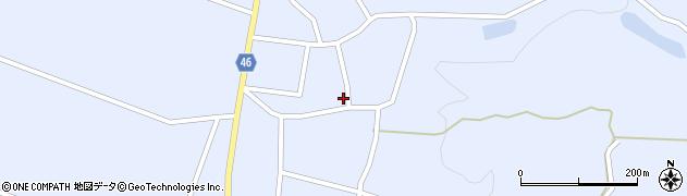 山形県東田川郡庄内町三ケ沢宮田57周辺の地図