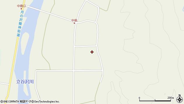 山形県東田川郡庄内町肝煎鎌田20周辺の地図
