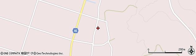 山形県東田川郡庄内町添津家ノ下66周辺の地図