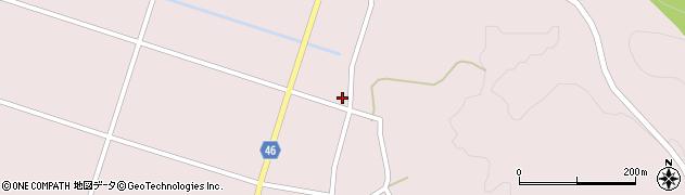 山形県東田川郡庄内町添津家ノ下115周辺の地図
