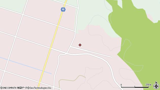 山形県東田川郡庄内町添津高寺48周辺の地図