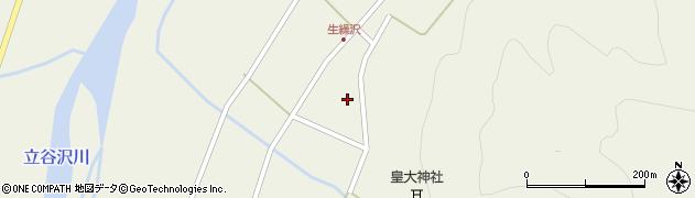 山形県東田川郡庄内町肝煎下山本19周辺の地図