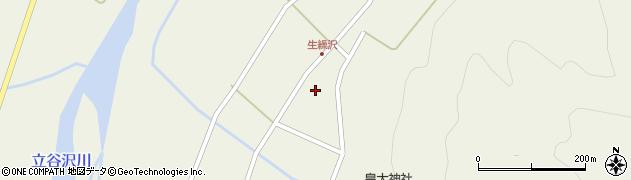 山形県東田川郡庄内町肝煎下山本34周辺の地図
