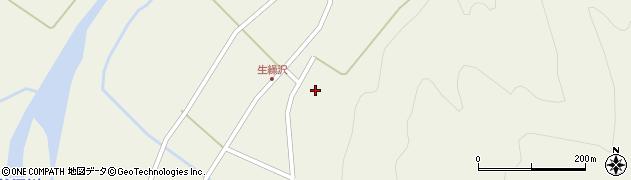 山形県東田川郡庄内町肝煎下山本40周辺の地図