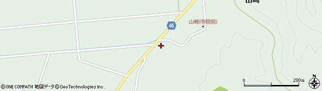 山形県東田川郡庄内町狩川山崎114周辺の地図