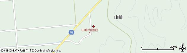 山形県東田川郡庄内町狩川山崎97周辺の地図