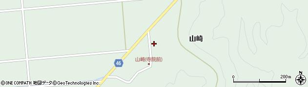 山形県東田川郡庄内町狩川山崎95周辺の地図