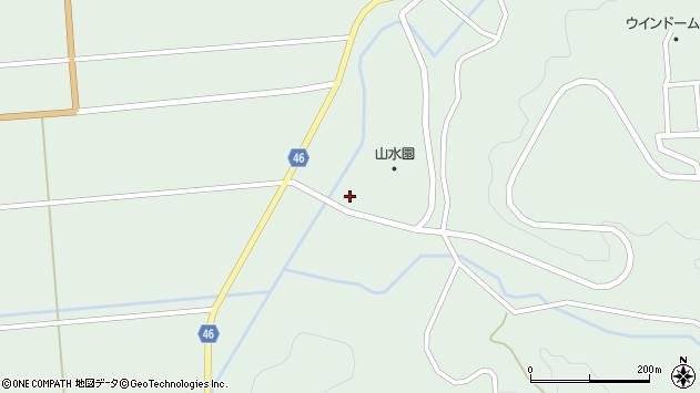 山形県東田川郡庄内町狩川玉坂130周辺の地図