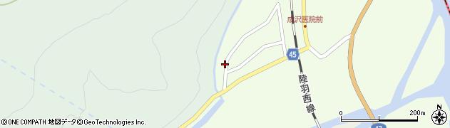 山形県東田川郡庄内町清川上川原5周辺の地図