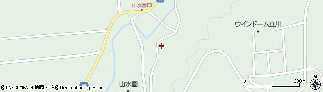 山形県東田川郡庄内町狩川玉坂19周辺の地図