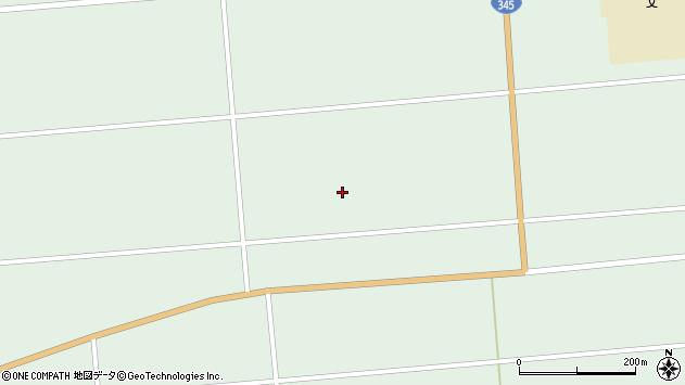 山形県東田川郡庄内町狩川石神周辺の地図