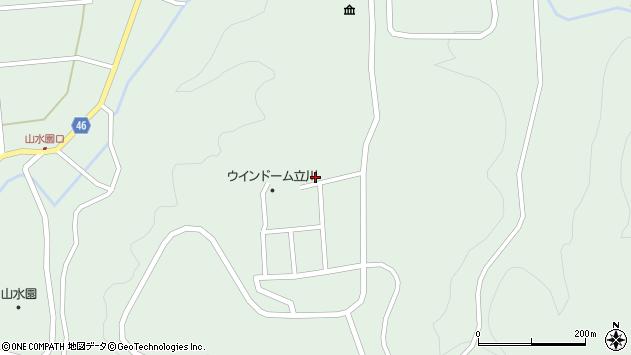 山形県東田川郡庄内町狩川笠山146周辺の地図