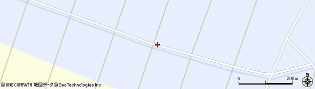 宮城県栗原市若柳武鎗下午房周辺の地図