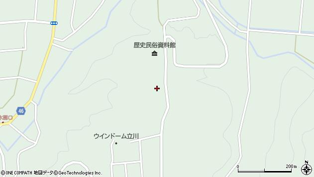 山形県東田川郡庄内町狩川笠山400周辺の地図