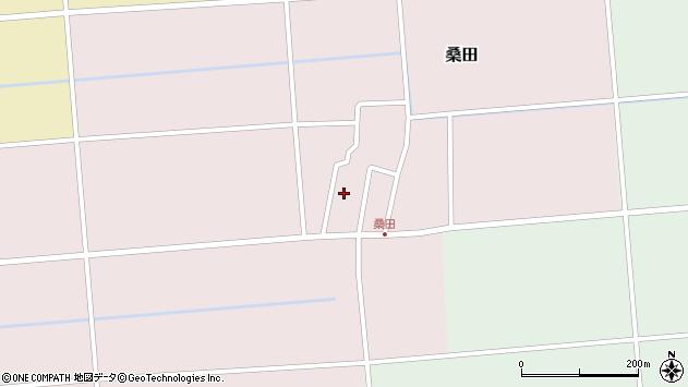 山形県東田川郡庄内町桑田高口35周辺の地図