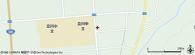 山形県東田川郡庄内町狩川古楯78周辺の地図