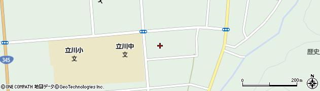山形県東田川郡庄内町狩川古楯76周辺の地図