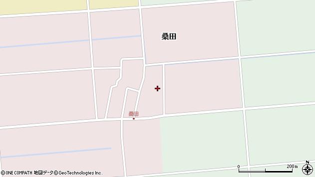 山形県東田川郡庄内町桑田高口19周辺の地図