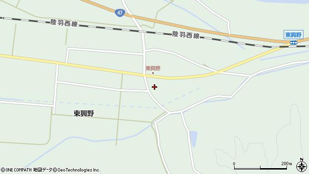 山形県東田川郡庄内町狩川中川原田5周辺の地図