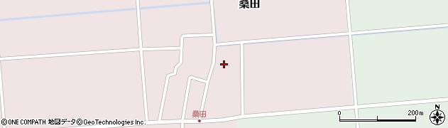 山形県東田川郡庄内町桑田高口18周辺の地図