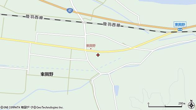 山形県東田川郡庄内町狩川中川原田17周辺の地図