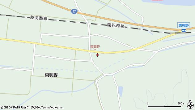 山形県東田川郡庄内町狩川中川原田8周辺の地図