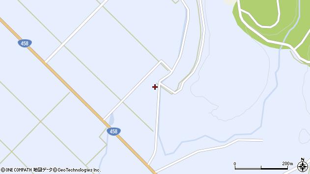 山形県最上郡鮭川村川口1547周辺の地図