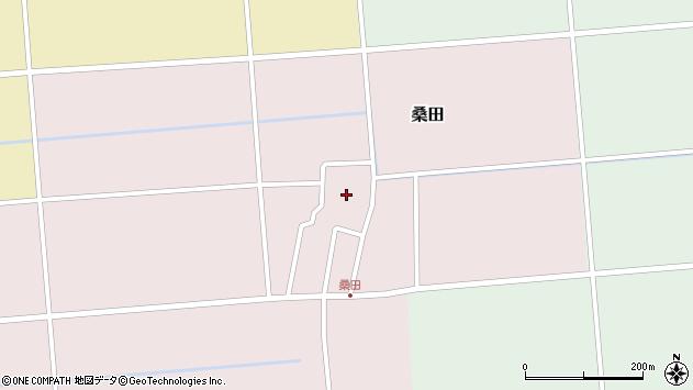 山形県東田川郡庄内町桑田高口25周辺の地図