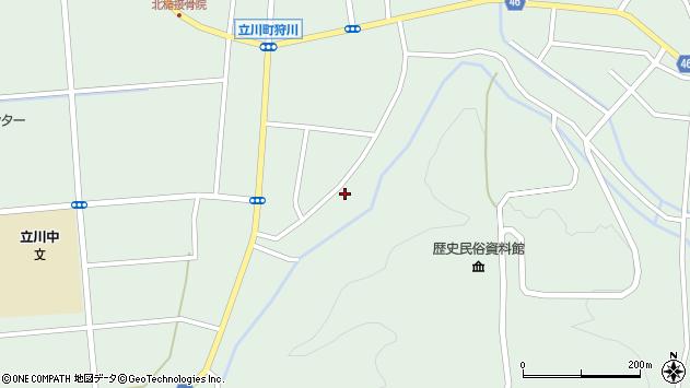 山形県東田川郡庄内町狩川阿古屋141周辺の地図