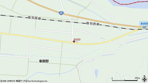 山形県東田川郡庄内町狩川中川原田10周辺の地図