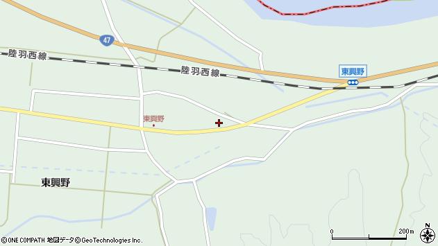 山形県東田川郡庄内町狩川上川原田64周辺の地図