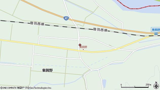 山形県東田川郡庄内町狩川中川原田33周辺の地図