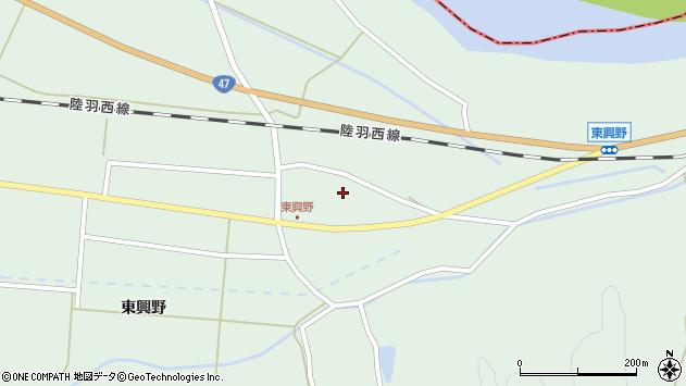 山形県東田川郡庄内町狩川中川原田52周辺の地図