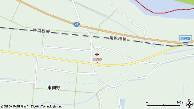 山形県東田川郡庄内町狩川中川原田34周辺の地図