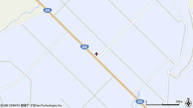 山形県最上郡鮭川村川口2941周辺の地図