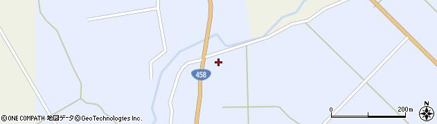山形県最上郡鮭川村川口1273周辺の地図