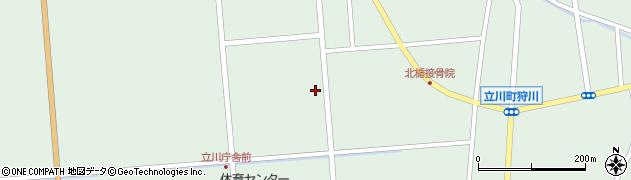 山形県東田川郡庄内町狩川大釜86周辺の地図